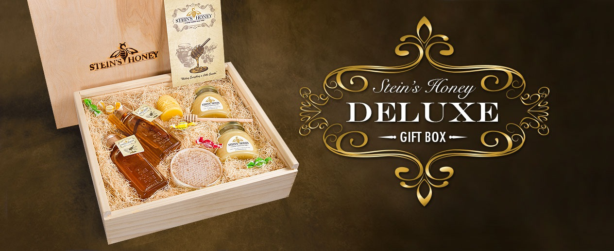 Deluxe Wood Gift Box
